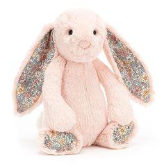 Only Hearts Club Pets Marshmallow White Bunny Plush Mini Pet Animal