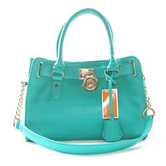 Welcome To Our Michael Kors Hamilton Medium Blue Totes Online Store