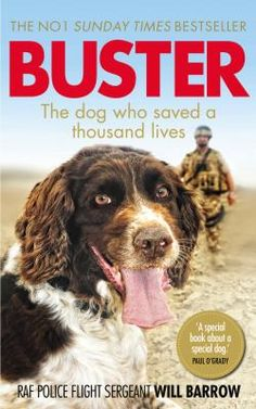 This title tells the story of Buster and Will, told by Will himself, describing how each came to save the other's life. This is a relationship that produced some heroic feats in the dust and desert heat of Afghanistan - and the most decorated dog in military history.