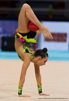 Natalia Kulig (Poland), World Cup (Sofia) 2018 Rhythmic Gymnastics, Leotards, World Cup, Cheer, Sumo, Ballet, Wrestling, Poland, Flexibility