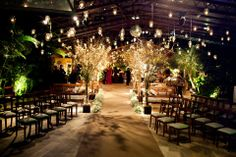 Love this setting for a wedding!