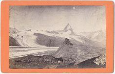 Adolphe Braun, Swiss Alps, 1870