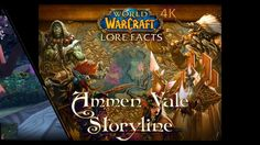 Ammen Vale (Draenei Starting Area) Storyline & Fun Facts in 4K. I love the music in this zone don't you? #worldofwarcraft #blizzard #Hearthstone #wow #Warcraft #BlizzardCS #gaming