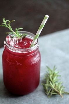 Blackberry Whiskey Lemonade