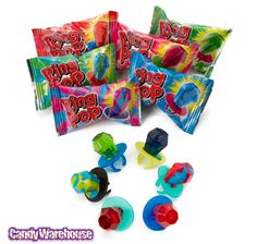 Just found Assorted Ring Pop Candy: 40-Piece Tub @CandyWarehouse, Thanks for the #CandyAssist!