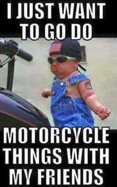 63 Ideas Motorcycle Humor Harley Davidson So True Motorcycle Memes, Motorcycle Posters, Dirtbike Memes, Motocross Funny, Harley Davidson, Bike Humor, Biker Love, Biker Style, Bike Quotes
