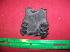 1/6 Scale Dragon Black Bulletproof Vest