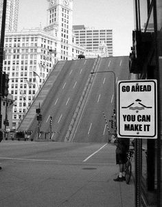 go ahead! Haha notice the car jumping over the bridge up top!!!