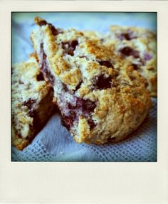 There are few things better on a weekend morning – or any morning, really – than a warm scone alongside my coffee.