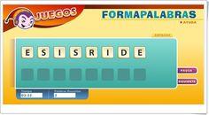 "Juego de Formapalabras: ""Signos de puntuación"" Interactive Activities, Teaching Resources, Learning"