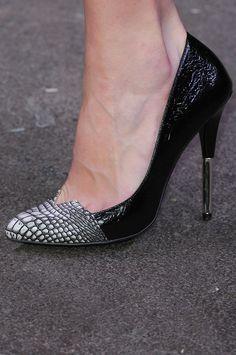 Christian Siriano at New York Fashion Week Fall 2012 - Details Runway Photos