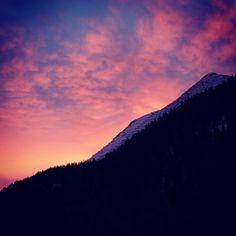 Alpstafetten STS Alpresor St Anton Sofia Rendl St Anton, Saints, Celestial, Mountains, Sunset, Nature, Travel, Outdoor, Instagram