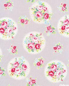 Lecien Flower Sugar Floral $10.75/yd