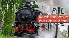 eisenbahnromantik zittauer schmalspurbahn - YouTube