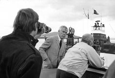 Lee Marvin and John Boorman - Point Blank