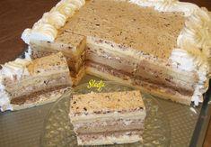 Torte Recepti, Kolaci I Torte, Baking Recipes, Cake Recipes, Dessert Recipes, Apple Rose Pastry, Posne Torte, Waffle Cake, Torte Cake