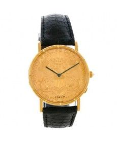 Used and Certified Corum 20 Dollars Coin SWI16885