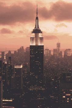 New York City in the heat #