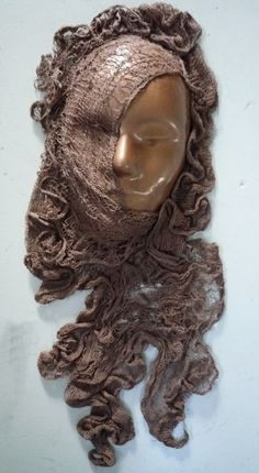Знакомимся: PAVERPOL - текстильный отвердитель для создания скульптур…