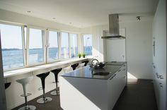 Exclusief penthouse appartement voor 12 personen direct aan het Veerse Meer met panoramisch uitzicht op het Veerse Meer, sauna, 5 badkamers en eigen aanlegsteiger.