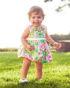 Baby Bubble by Lilly Pulitzer - Garnet Hill Kids