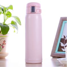 500ml vacuum bottle thermos stainless steel double wall insulated
