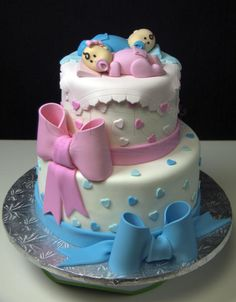cybelescakes - Baby Showers