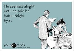 Bright Eyes, Conor Oberst