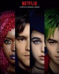 The New Teen Titans, Teen Titans Go, Comics Universe, Marvel Cinematic Universe, Titans Tv Series, Ryan Potter, Raven Beast Boy, New Titan, Hero Girl