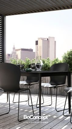 An outdoor table with the style and elegance of an indoor table. The Torino outdoor table merges the look of the indoor table with the best of outdoor materials, for a table that will look great in your outdoor dining space for years and years.