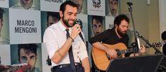Marco Mengoni a Madrid per un live acustico (video): in arrivo un tour spagnolo?