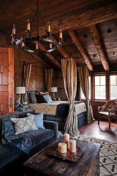 Traditional Mountain Home-Pearson Design Group-12-1 Kindesign