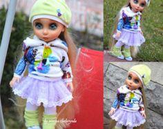 Strick-Set für Disney Trickzeichner Puppen-16' von FairyTaleLOVEit