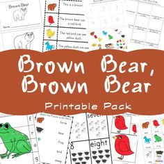 Brown Bear Brown Bear What Do You See? is an extremely popular book, that young children love to read over and over again- And for GOOD reason. This books is fantastic! The catchy toon, anticipation and little bit of memory use is one of the reasons this book is exciting. This Brown Bear Brown Bear...Read More »