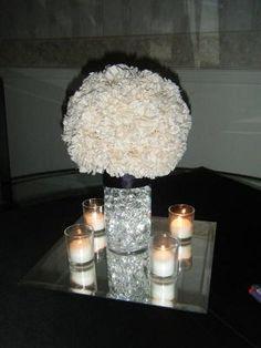 Dollar Tree wedding centerpieces                                                                                                                                                                                 More