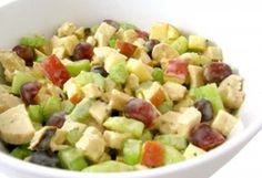 Cranberry Waldorf Salad   Recipes   Pinterest   Waldorf Salad ...