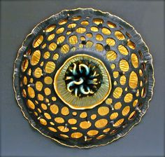 Escape From Black Hole Sun | Flickr - Photo Sharing! Wall Brooch. Donna Greenberg Arts