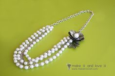 Altering Used/New Jewelry……and making it your very own. | Make It and Love It