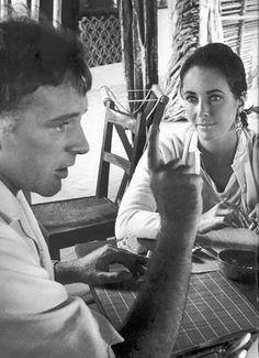 Elizabeth Taylor and Richard Burton - elizabeth-taylor Photo