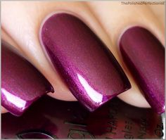 The Polished Perfectionist: China Glaze - Cowgirl Up...WOW, gorgeous!