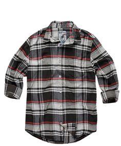 KHELF Camisa Masculina em tricoline