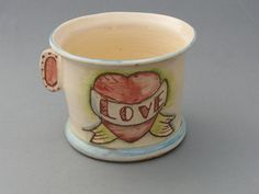 Retrouvez cet article dans ma boutique Etsy https://www.etsy.com/fr/listing/232871608/mug-old-school-tattoo-cafe-the-hipster