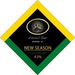Norwich Bear Brewing Co. - New Season - Strawberries, Raspberries, Blackberries, Blueberries Blackberries, Brewing Co, Strawberries, Blueberry, Ale, British, Bear, Seasons, Fruit
