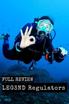 Full review of the third generation of Aqua Lung Legend regulators - Learn more about my scuba diving gear and regulators and how it fits into my scuba diving adventures #scubadiving #adventure #scuba #scubagear #regulator #review Scuba Diving Equipment, Scuba Diving Gear, Snorkelling, Underwater Photography, Ocean Life, Aqua, Marine Life, Lunges, Travel Inspiration