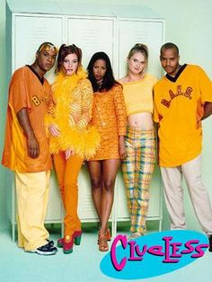 Clueless (1996–1999) ~~ Comedy ~~ Set in the wealthiest parts of Beverley Hills, the show profiled the many loves & lives of a teenage girl & her friends