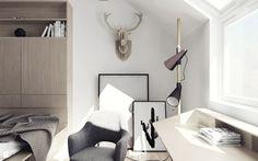Sypialnia styl Skandynawski - zdjęcie od Illa Design - Sypialnia - Styl Skandynawski - Illa Design