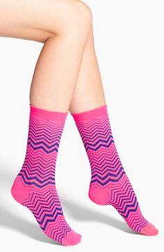 chevron crew socks  http://rstyle.me/n/usuiapdpe