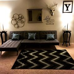 Amazon.com: DHP Emily Splitback Futon, Black: Furniture & Decor