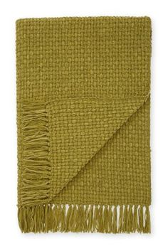 Buy Chenille Throw from the Next UK online shop Next Uk, Uk Online, Hand Weaving, Blanket, Stuff To Buy, Shopping, Green, Pine, Dining