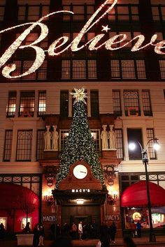 New York at Christmas. I am hoping one day I actually get to see the sites of New York at Christmas time in person.